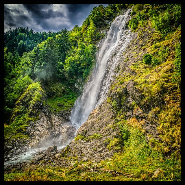 waterfall Partschins