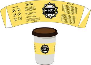 ME Coffee Cup