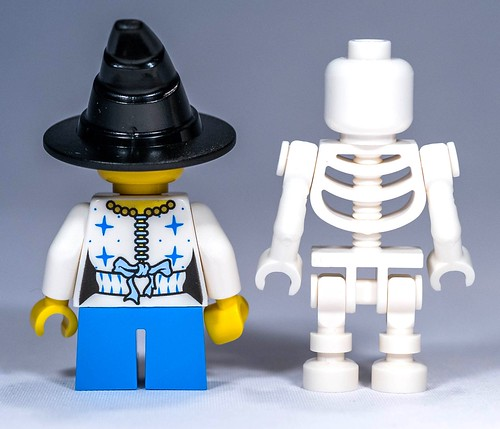 REVIEW LEGO 40122 - Seasonal - Trick or Treat Halloween