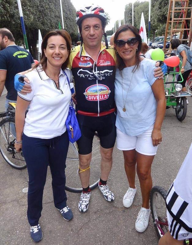Rutigliano- La sesta edizione di Ri-pedalando pedalando (2)