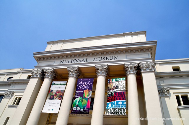 philippine national museum Part of the national museum of the philippines, the national museum of fine arts  is not just your ordinary museum it is an educational, cultural,.