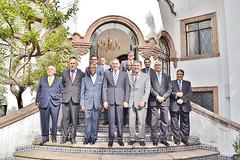 Gobierno de Oaxaca, Presenta Gabino Cué portafolio estratégico de inversión a Embajadores de Medio Oriente, Norte de África y Sudamérica, Oaxaca
