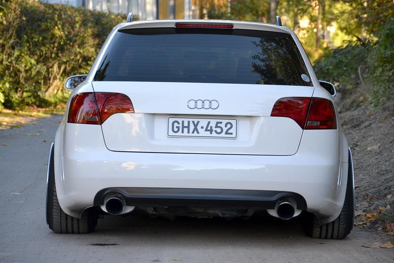 Zoml: Audi A4 B7 Avant //Mätäs Crew 21844336699_6cfe8a5b90_c