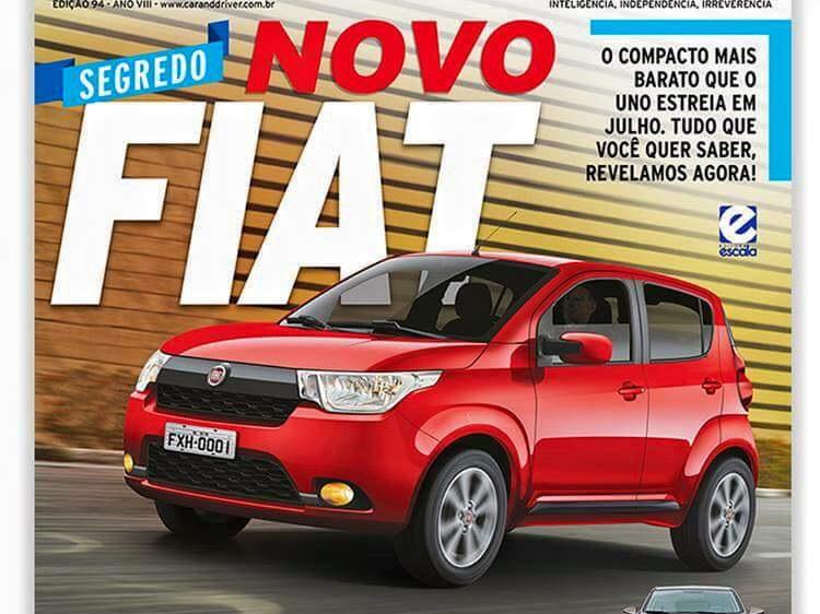 Carsdrive Cordoba Mobi Asi Se Llamara El Nuevo Auto Chico De Fiat