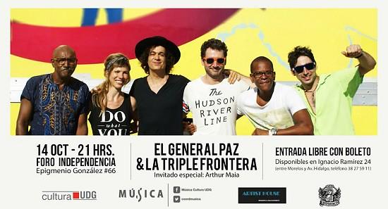 Música Del Mundo y Latina