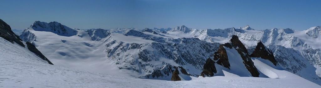 Hinterer Seelenkogel Ötztaler Alpen / Alpi Venoste Österreich foto 11