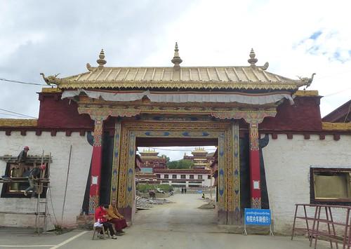 CH-Litang-Chode Gompa-Temple (3)