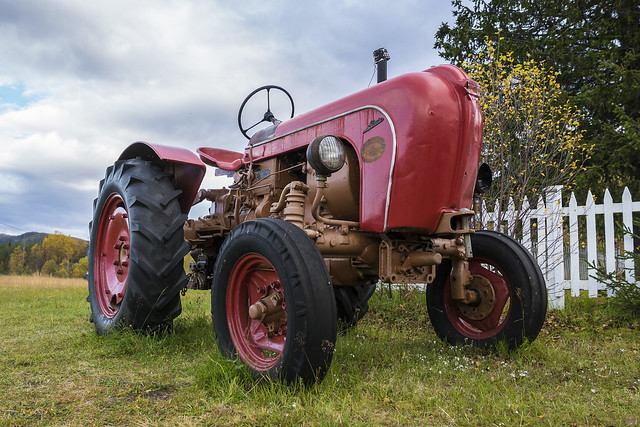 Porsche Super Tractor