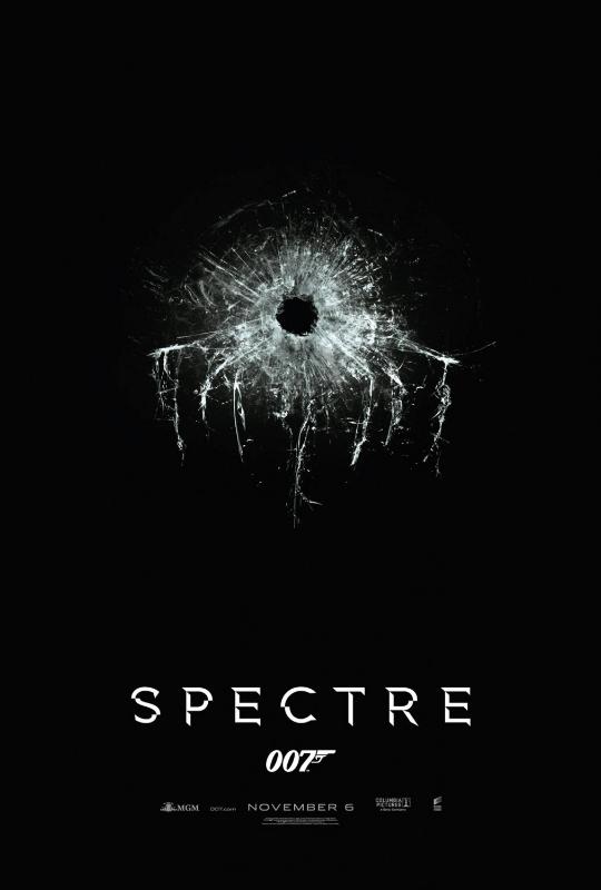 SPECTRE - Poster 1