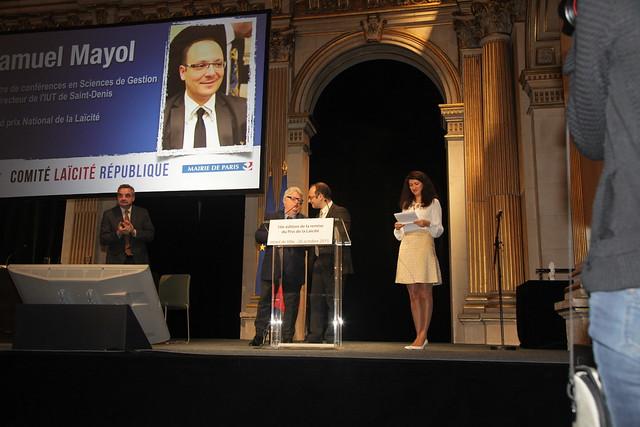 Prix de la laïcité 2015