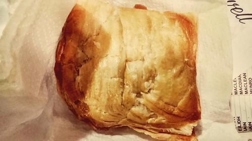 Chaussons des pommes (apple pastries)