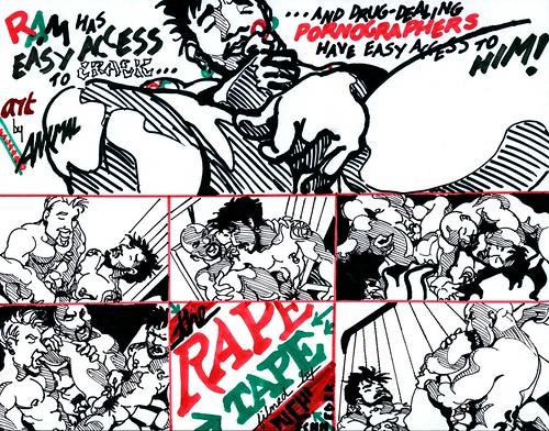 RAM RAPE TAPE