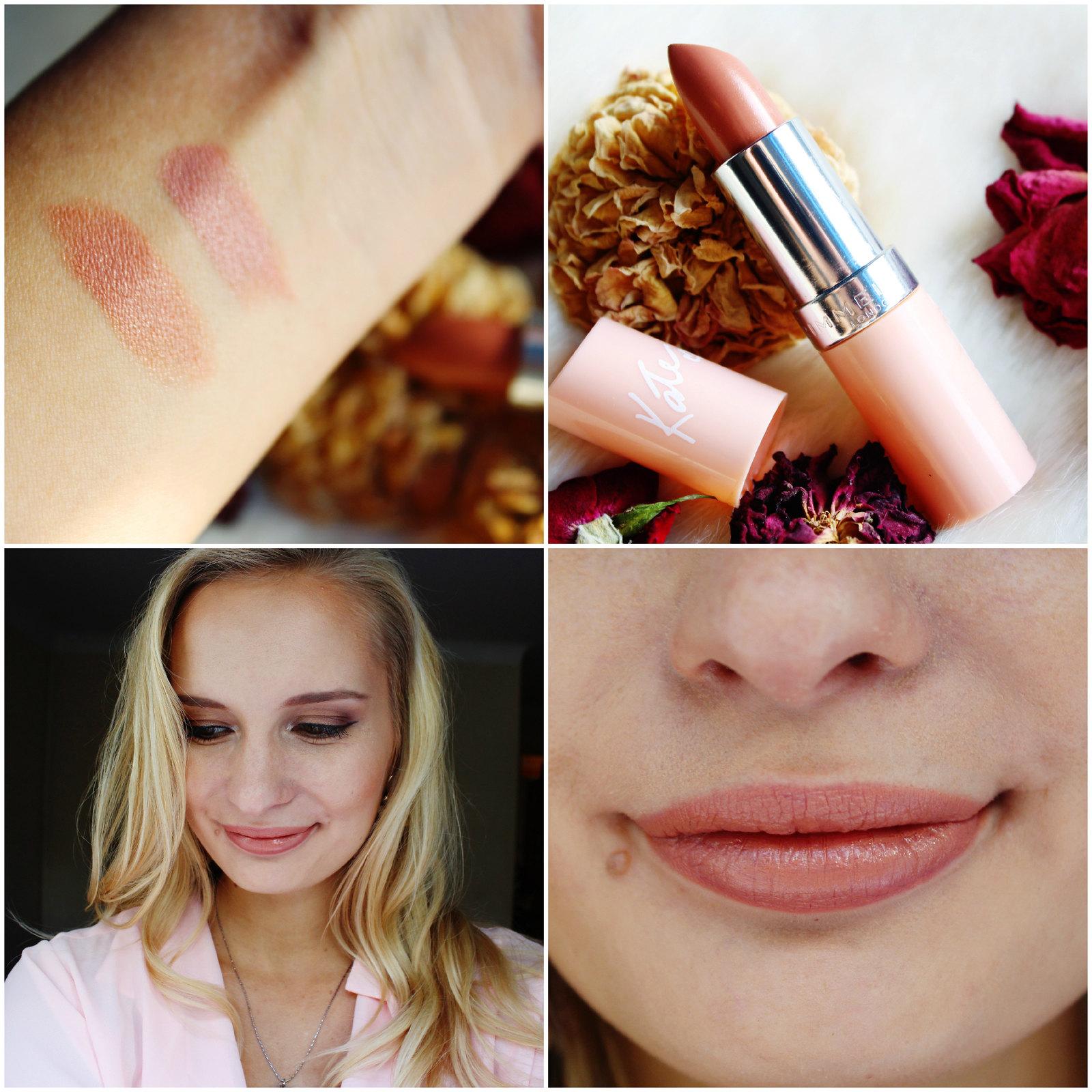 Rimmel London Lasting Finish Lipstick Nude Collection, 45
