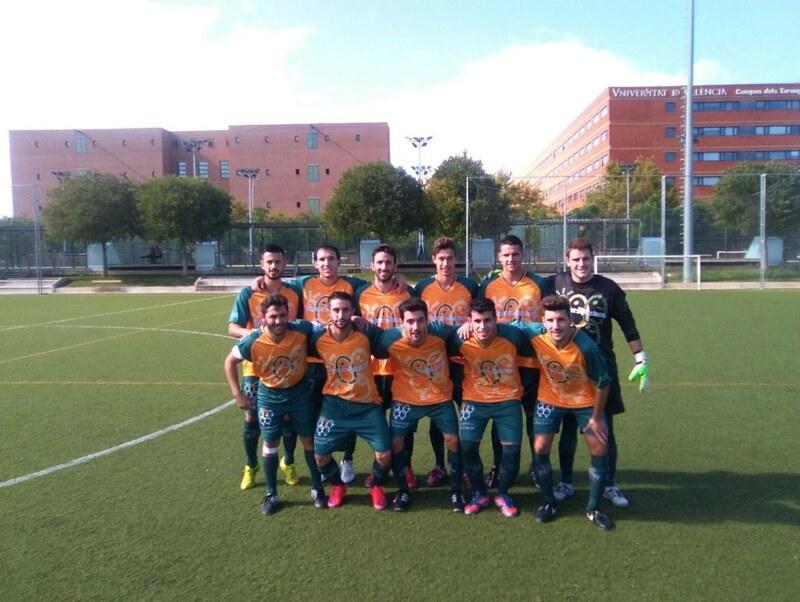 Fútbol masculino CADU 2015