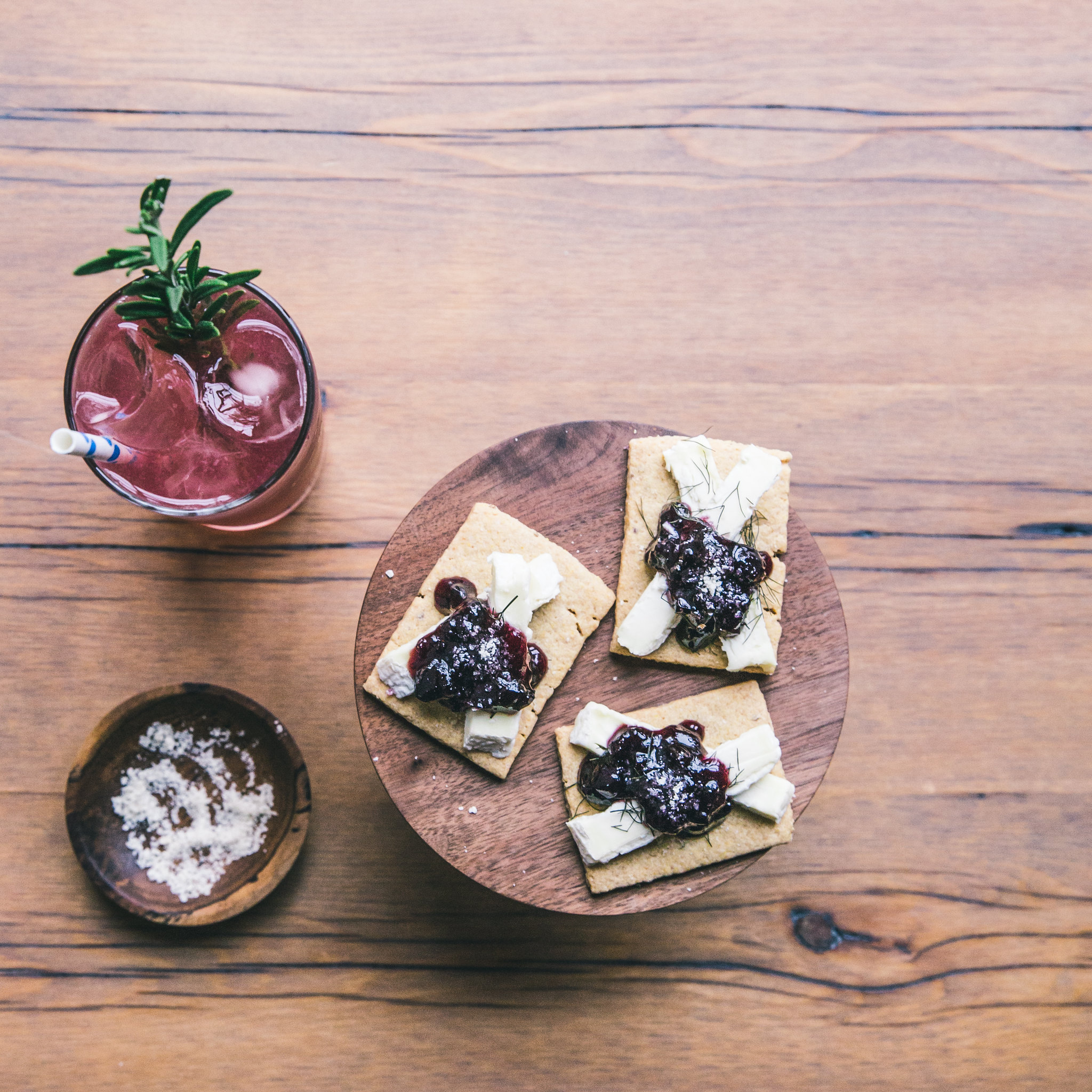 Bites & Booze: Cheese and cocktail parings with Vermont Creamery and Stonecutter Spirits