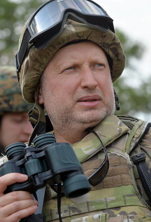 Турчинов хоче захистити Україну від агресора ракетним щитом