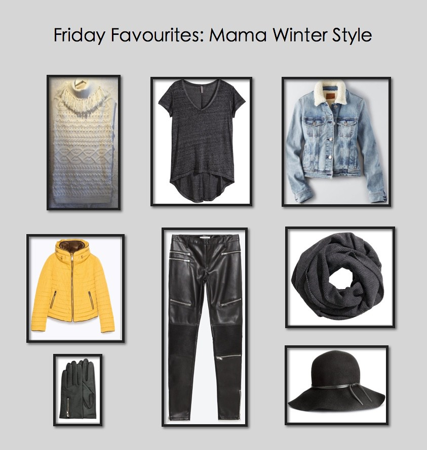 Friday Faves Winter