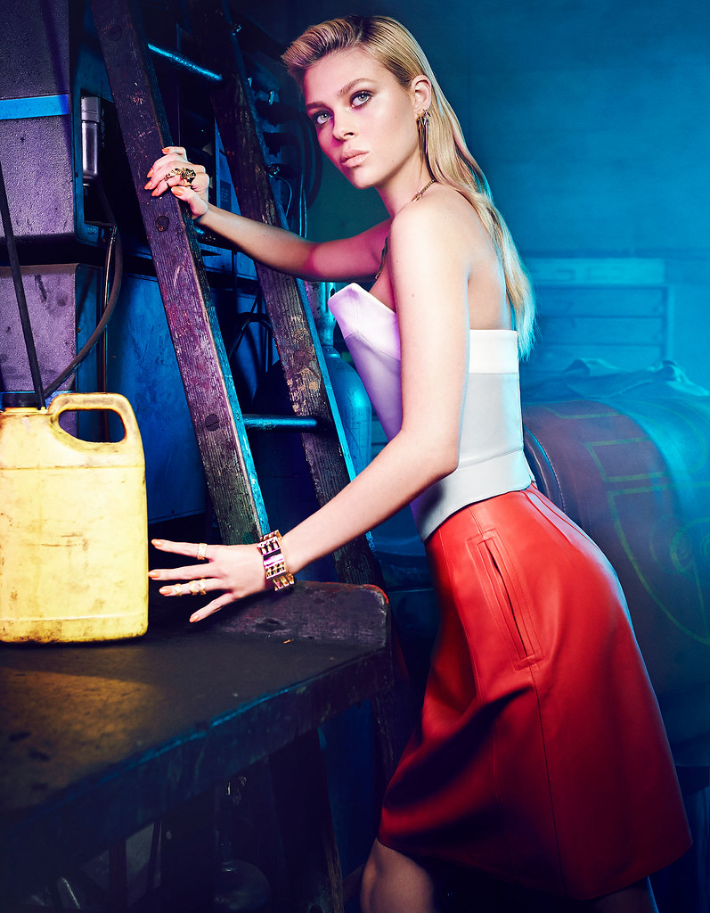 Никола Пельтц — Фотосессия для «Harper's Bazaar» CH 2014 – 5