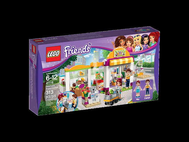 LEGO Friends 41118 - Heartlake Supermarket