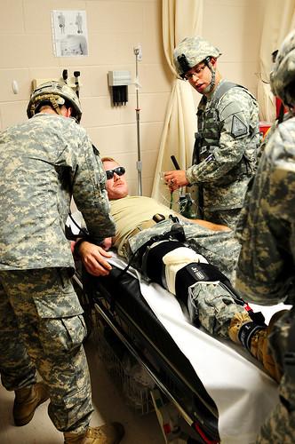 Combat Medic Sustainment Course