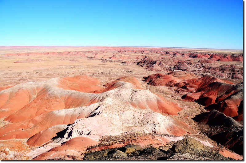 Painted Desert From Kachina Point 1