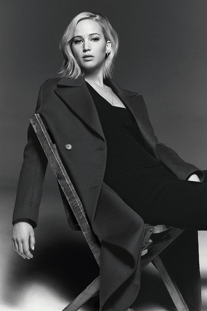Дженнифер Лоуренс — Фотосессия для «The Hollywood Reporter» 2015 – 1