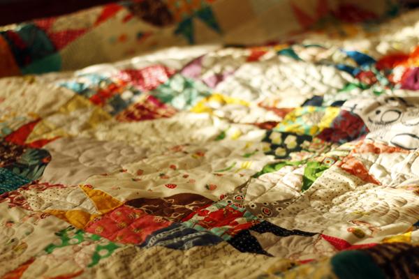 the Sour Pickle quilt