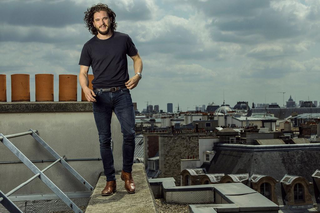 Кит Харингтон — Фотосессия для «Paris Match» 2015 – 3