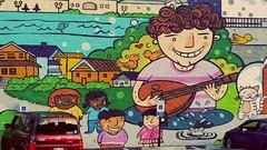 Parking Wall Art, Atlanta Beltline
