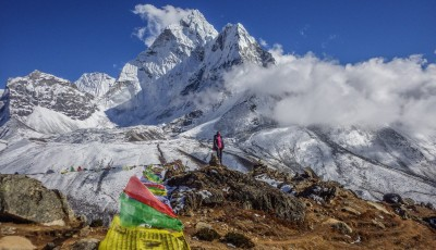 Rozhovor: Kilian Jornet o svých plánech zdolat Everest rychle a nalehko