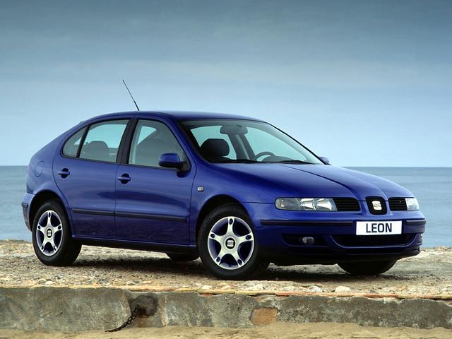 SEAT Leon 1999 модельного года