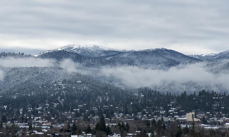 Snowy Ashland