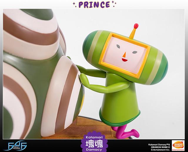 滾滾滾!越滾越大顆!FIRST4FIGURES 《塊魂》王子/Dipp  普通版/豪華版  Katamari Prince