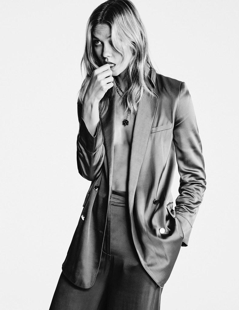 Карли Клосс — Фотосессия для «Vogue» MX 2016 – 5
