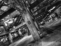 Monochrome Dark; Atlanta.