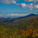 Mt. Pisgah from Big East Fork Overlook, Blue Ridge Parkway, North Carolina by netbros