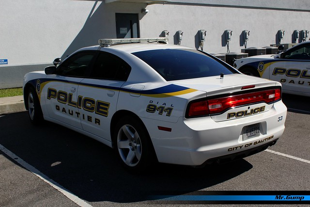 Gautier MS Police Dodge Charger
