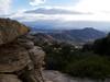 Halfway up Mount Lemmon