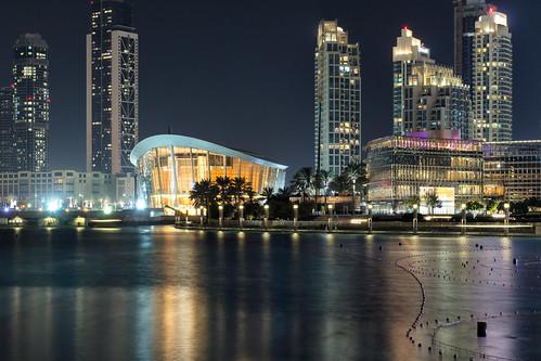 Dubai United Arab Emirates Picture : Dubai Opera House - Dubai, United Arab Emirates