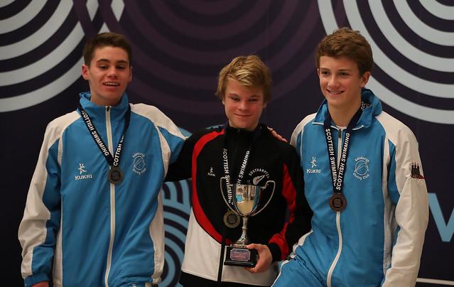 Scottish National Diving Championships 2016