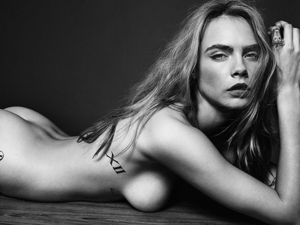 Кара Делевинь — Фотосессия для «Esquire» UK 2016 – 8