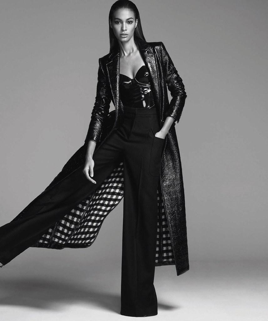 Джоан Смоллс — Фотосессия для «Harper's Bazaar» ES 2016 – 12