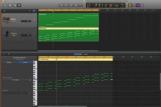 Harmony major C note