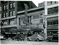 Florence Theatre, Seattle, 1937