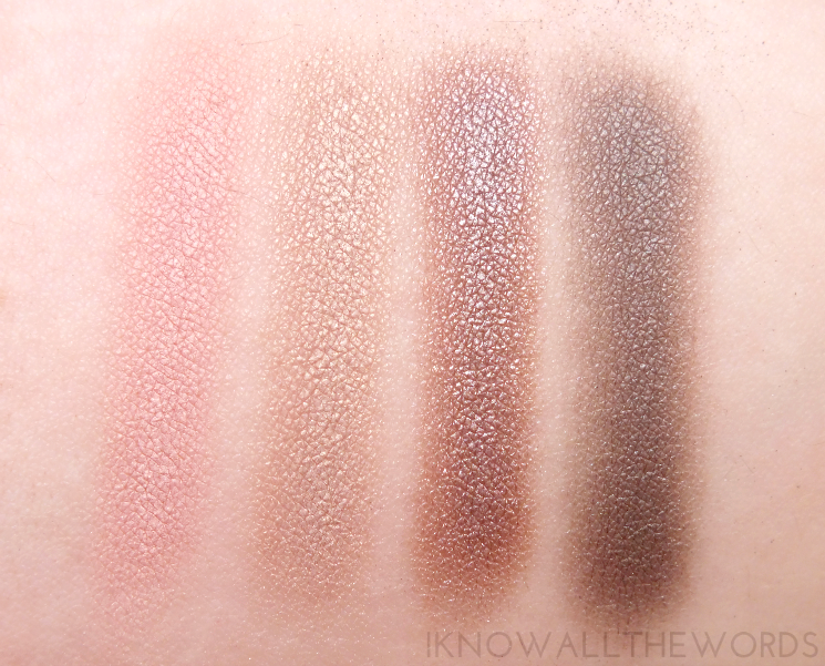 Lise Watier EYEvolution Eyeshadow Quartet (1)