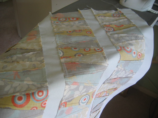 Tanglewood dolly quilt