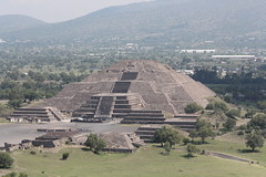 Teotihuacan, Pyramid of the Moon