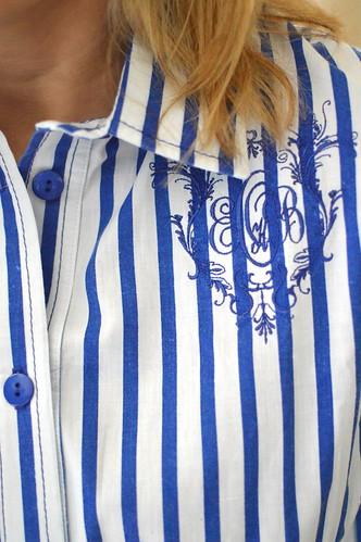 Monogram Shirt 0866