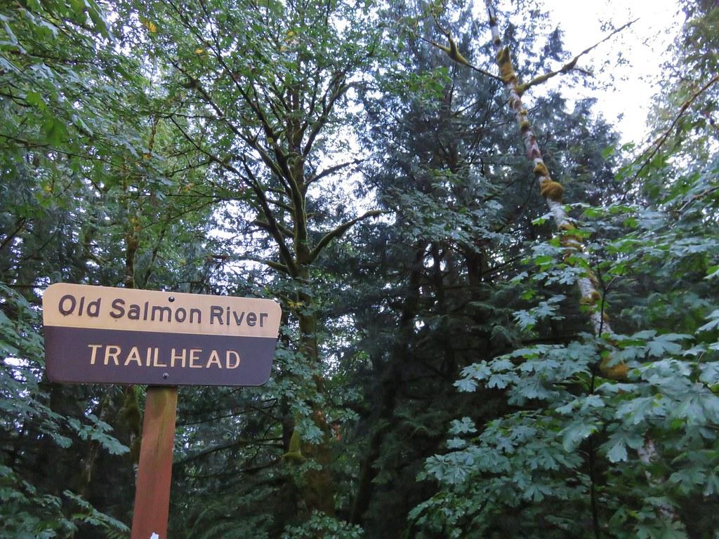 Old Salmon River Trailhead