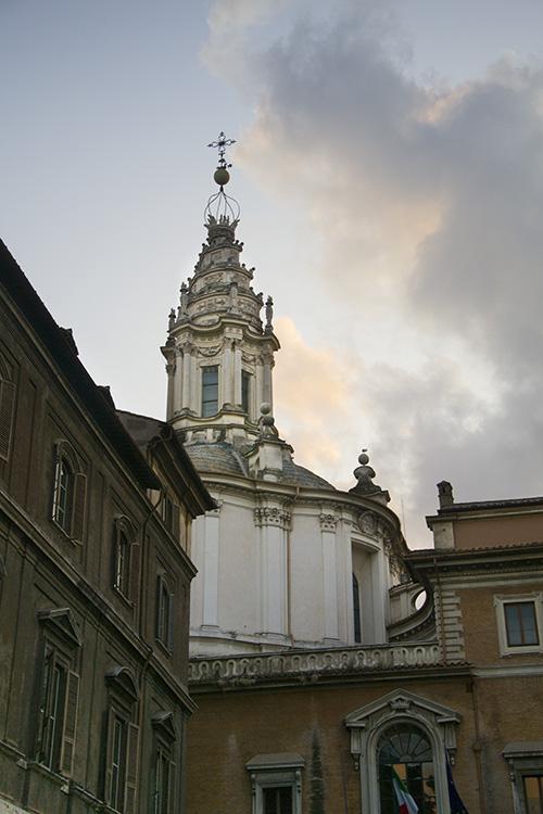 Rome Sant'Ivo alla Sapienza